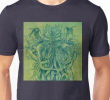 Green Cthulhu  Unisex T-Shirt