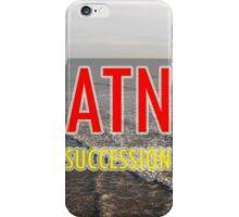 Succession Planning iPhone Case/Skin
