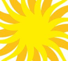 sun Sticker