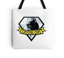 Crystal Cats Logo Tote Bag