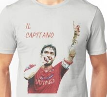 Francesco Totti as roma capitano Unisex T-Shirt