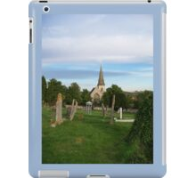 Resting Place iPad Case/Skin