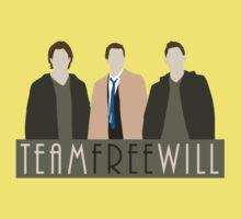 Team Free Will Kids Tee