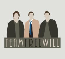 Team Free Will by zaraha .