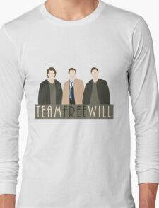 Team Free Will Long Sleeve T-Shirt