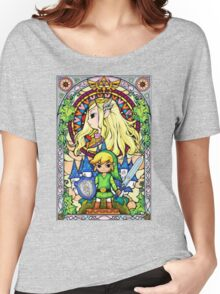 Kiss from Hyrule Women's Relaxed Fit T-Shirt