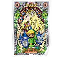 Kiss from Hyrule Poster