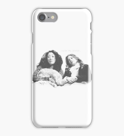 Grey's Anatomy - You're my person iPhone Case/Skin