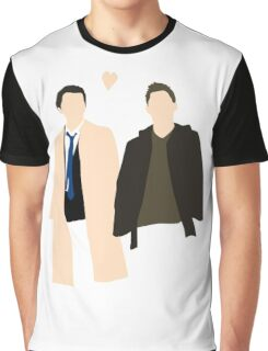 Destiel is real Graphic T-Shirt