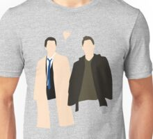 Destiel is real Unisex T-Shirt