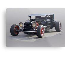 1928 Chrysler Coupe 'Studio' II Metal Print