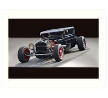1928 Chrysler Coupe 'Studio' III Art Print