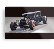 1928 Chrysler Coupe 'Studio' III Metal Print