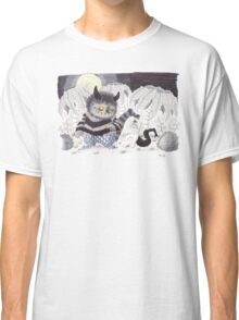 Where the Wild Things Are Classic T-Shirt