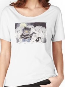 Where the Wild Things Are Women's Relaxed Fit T-Shirt