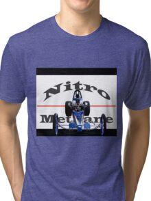 Nitro Nostalgia Dragster Tri-blend T-Shirt
