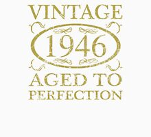 Vintage 1946 Birthday Unisex T-Shirt