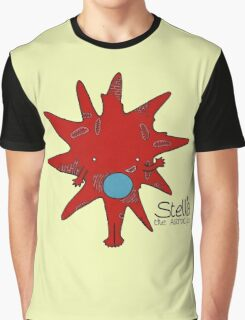Stella the Astrocyte Graphic T-Shirt
