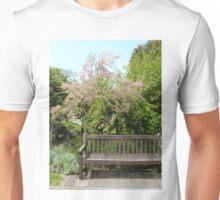 A Quiet Bench Unisex T-Shirt