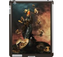 Moths to a Flame iPad Case/Skin