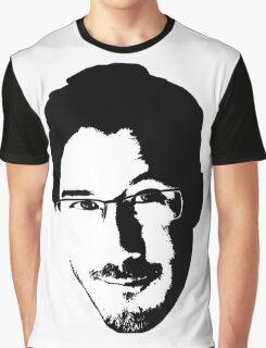 Markiplier Stencil Graphic T-Shirt