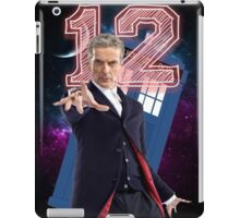 Doctor Twelve iPad Case/Skin
