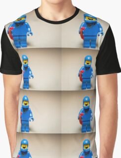 Benny from the Lego Movie Graphic T-Shirt