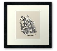 The Artist Framed Print