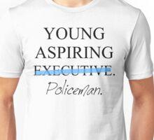 Young Aspiring Policeman T-Shirt