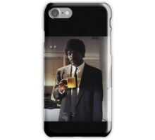 pulp fiction - coffee mugs iPhone Case/Skin