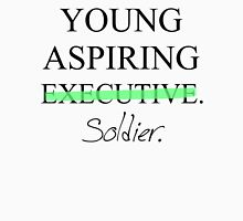 Young Aspiring Soldier Unisex T-Shirt