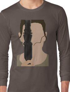 The Force Awakens: Rey Long Sleeve T-Shirt