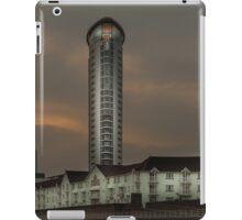 Meridian Tower Swansea iPad Case/Skin