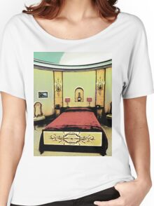 The Art Deco Bedroom Women's Relaxed Fit T-Shirt