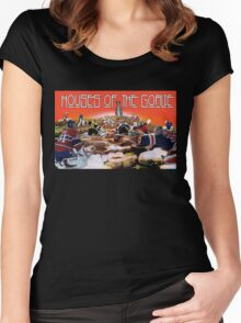 Houses of the Goalie 2015 Women's Fitted Scoop T-Shirt