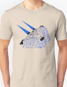 Cobra Mk.III Rocketman Unisex T-Shirt