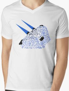 Cobra Mk.III Rocketman Mens V-Neck T-Shirt