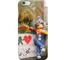 Cuba - Muraleando - bench iPhone Case/Skin