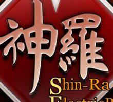 Shin-Ra Sticker