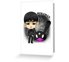 B.A.P - Matrix (Himchan) Greeting Card