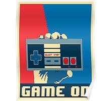 NES Revolution Poster
