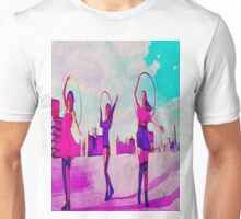 New York City Rooftop Unisex T-Shirt