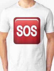 SOS emoji Unisex T-Shirt