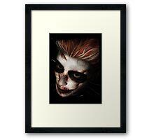 The Banshee Framed Print