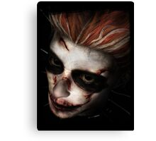 The Banshee Canvas Print