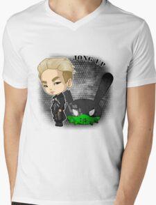 B.A.P - Matrix (Jongup) Mens V-Neck T-Shirt