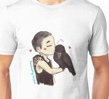 Ronan Lynch and Chainsaw Unisex T-Shirt