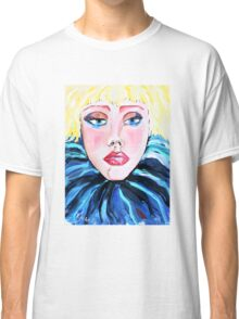 Stupsnase - Woman Art by Valentina Miletic Classic T-Shirt