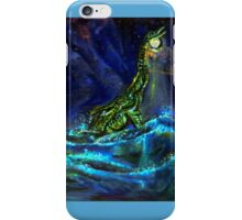 The Loch Ness Monster iPhone Case/Skin