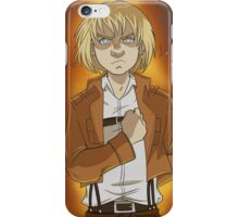 The Magician - Armin Arlert iPhone Case/Skin